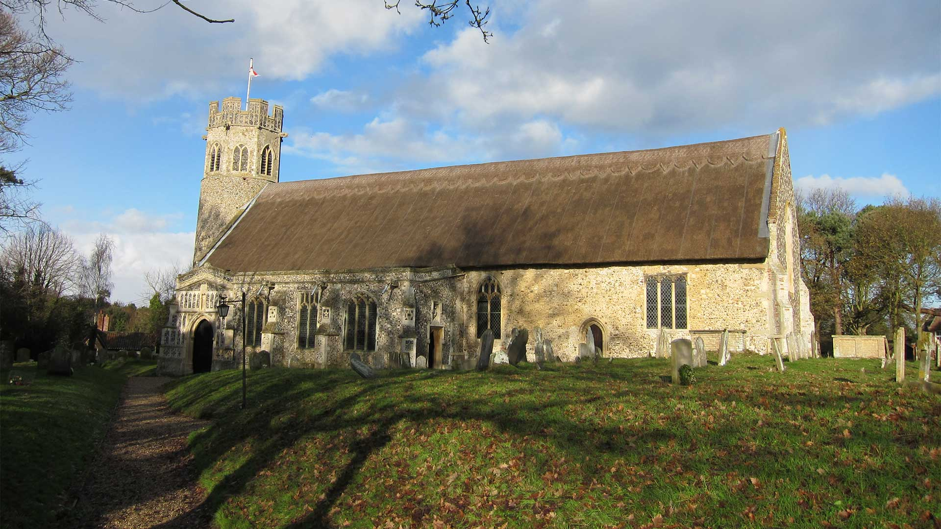 The Uk S Favourite Churches