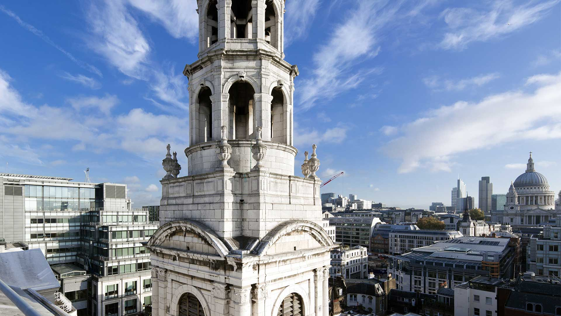 st bride s church london wedding cake the uk s favourite churches 20517